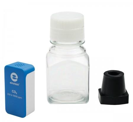 CO2-Sensor für Einstein